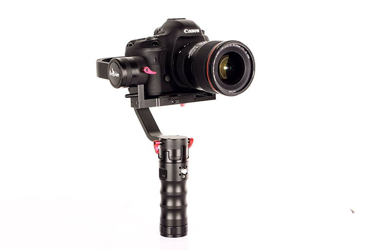 Beholder DS1 3 axis handheld stabilizer