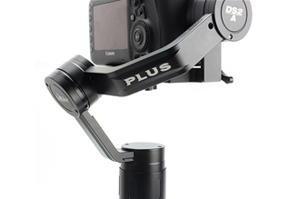 3-axis encorder handheld DSLR stabilizer gimbal DS2A PLUS